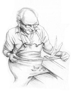 Woodworker-drawing