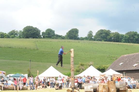 West's Wood Fair
