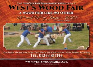 West's Wood Fair 2020